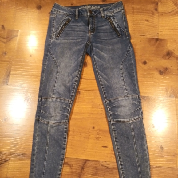 American Eagle Outfitters Denim - Womens American Eagle Jeggings Size 2